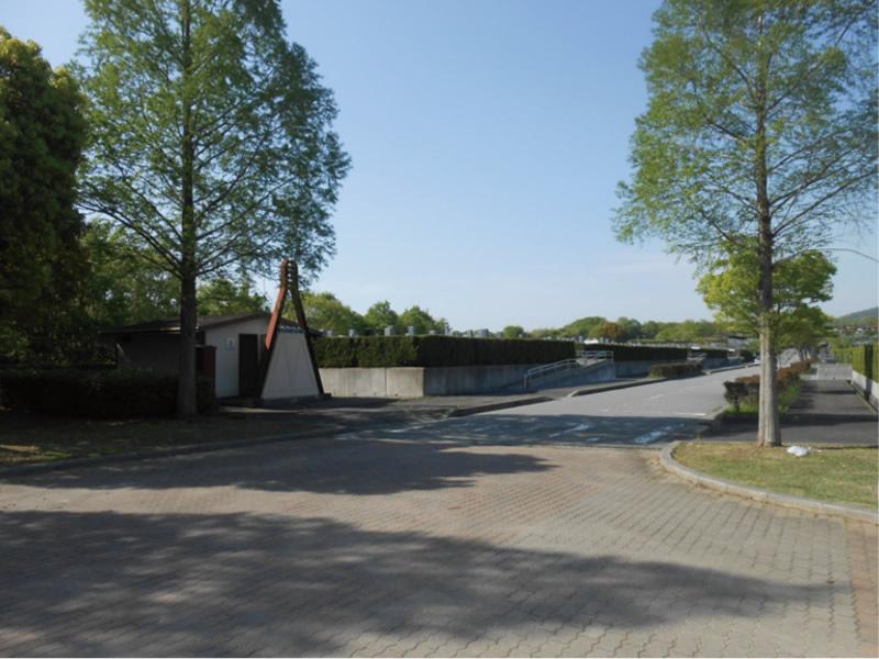 神戸市営西神墓園写真